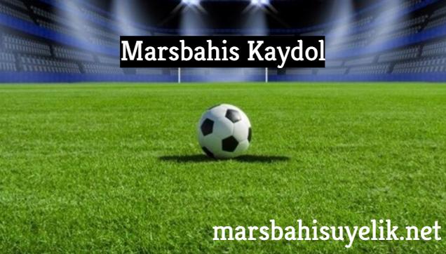 Marsbahis Kaydol