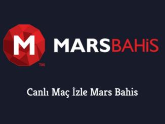 Canlı Maç İzle Mars Bahis