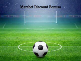 Marsbet Discount Bonusu