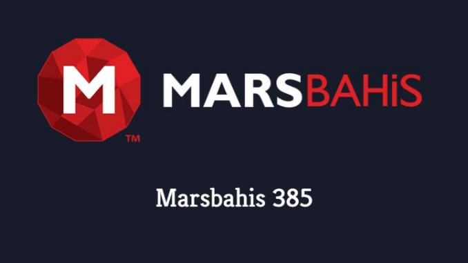 Marsbahis 385