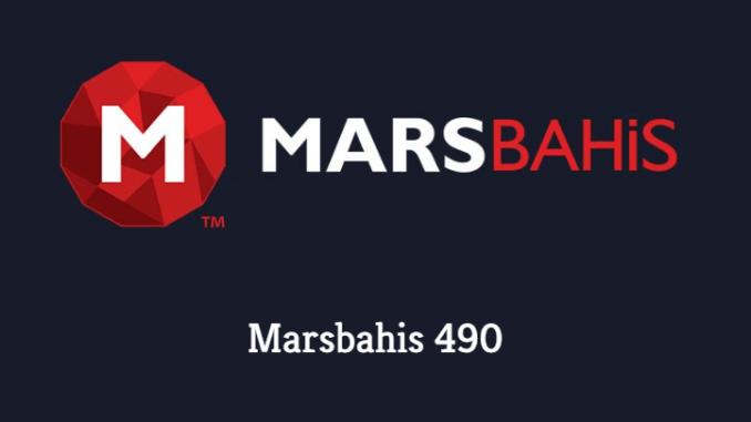 Marsbahis 490